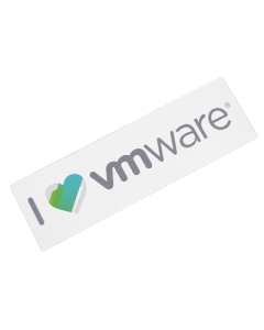I Love VMware Stickers