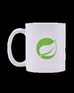 VMware Spring Mug in white