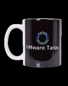 VMware Tanzu Mug in black