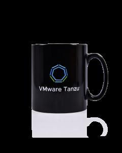 NEW VMware Tanzu Mug in Black
