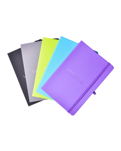 A5 Soft Touch Notebook
