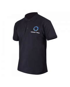 VMware Tanzu Mens Polo Shirt in black