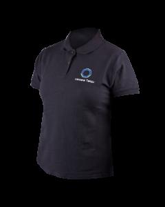 VMware Tanzu Ladies Polo Shirt in black